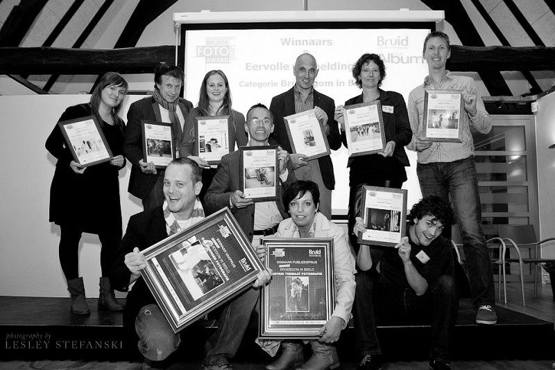 Bas Driessen winnaar BFA 2012 | foto: Lesley Stefanski